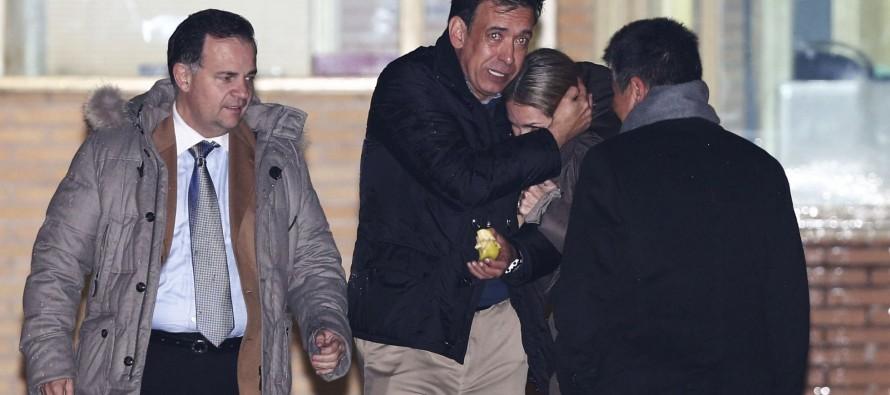 Así se sacó a Humberto Moreira de la prisión en Madrid, España