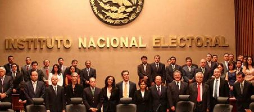 Sanciona INE a Movimiento Ciudadano por no resguardar datos del padrón electoral