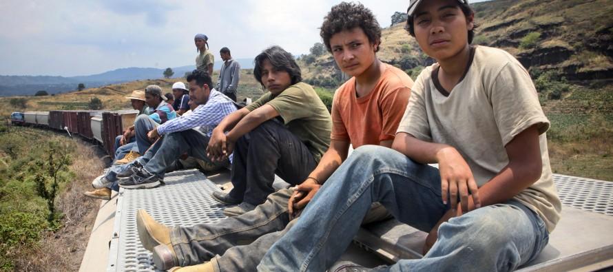 Aumentó un 333 por ciento el número de niños que migran sin compañía de adultos