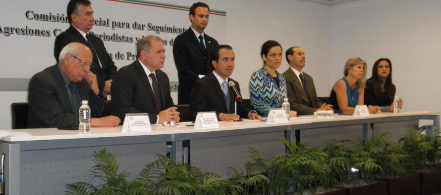 Medidas para poder desaforar al gobernador Duarte por asesinatos de periodistas, ofreció Yunes Márquez
