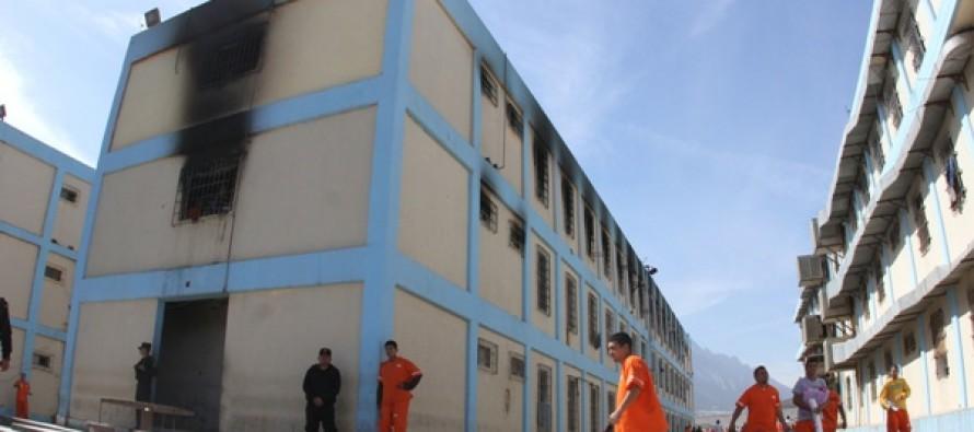 Dan prisión preventiva a cuatro ex funcionarios del penal de Topo Chico