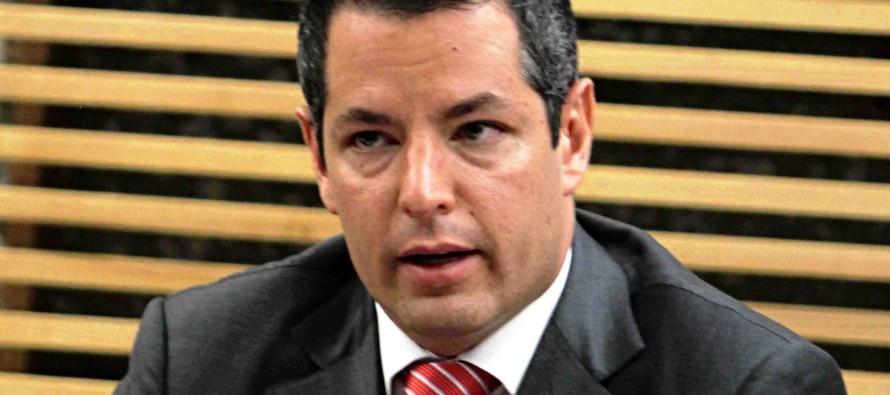 Alejandro Murat hizo su registro como candidato del PRI al gobierno de Oaxaca