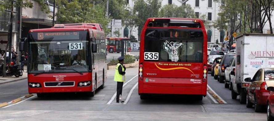 Estaciones del Metrobús cerrarán debido a la visita del Papa