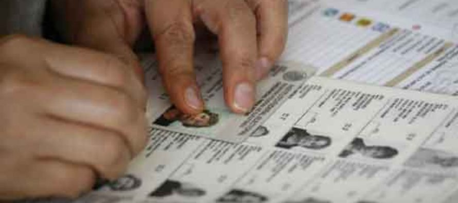 Identifican ruta de filtración de listas electorales; provino de un partido político: Murayama