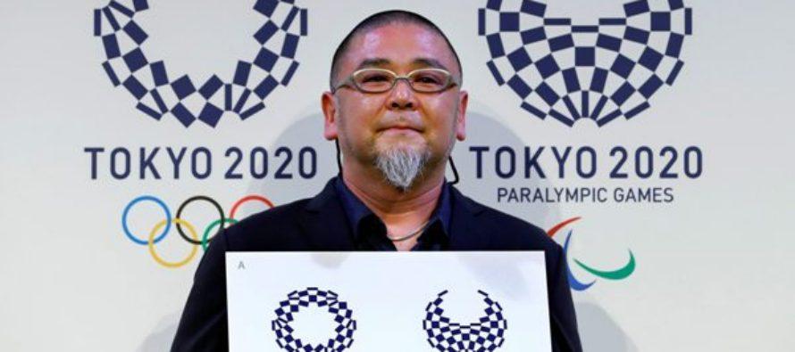 Se presentó el nuevo logotipo de los Juegos Olímpicos de Tokio 2020