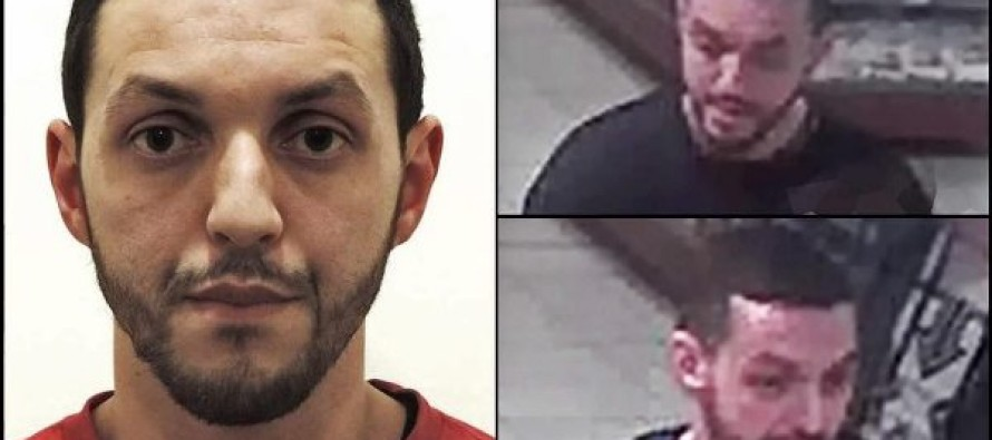 Detiene la policía belga a sospechoso de atentados en París