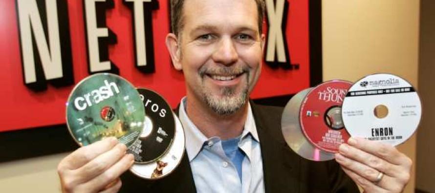 La TV morirá en 20 años, dice Reed Hastings