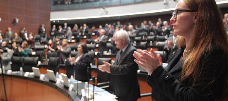 Senado elige a integrantes de la Comisión Permanente del Congreso