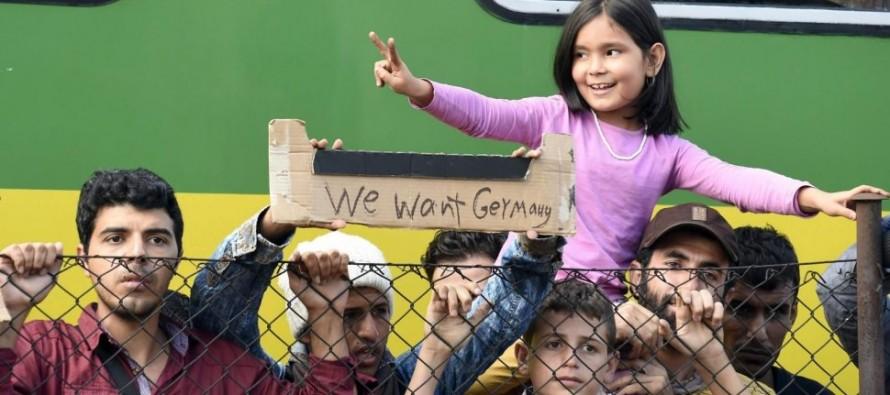 Alemania acogerá a 1,600 refugiados sirios