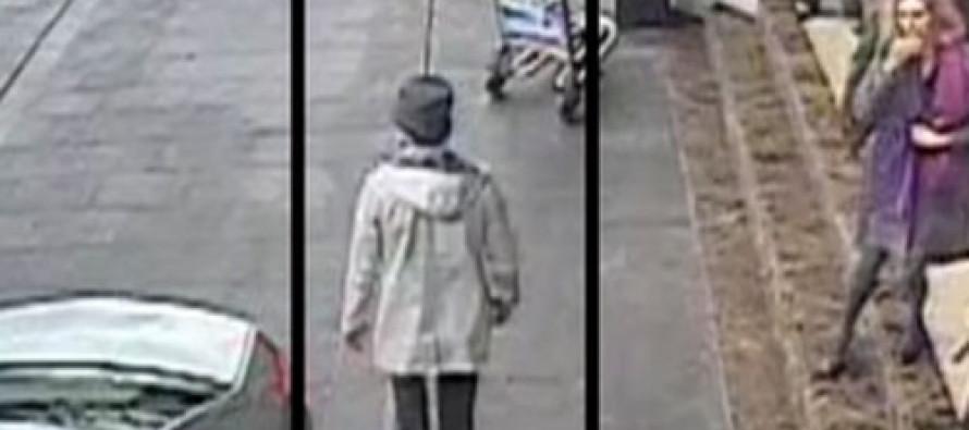 """Video muestra cómo escapó el """"terrorista del sombrero"""", en Bélgica"""