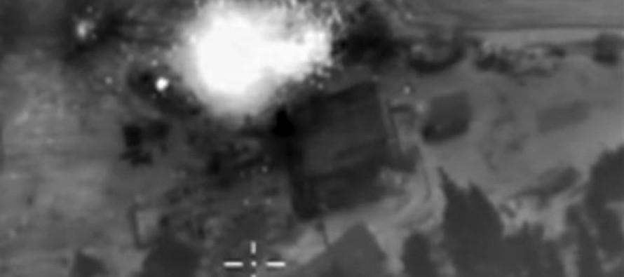 Bombardea Turquía objetivos del EI en el norte de Siria