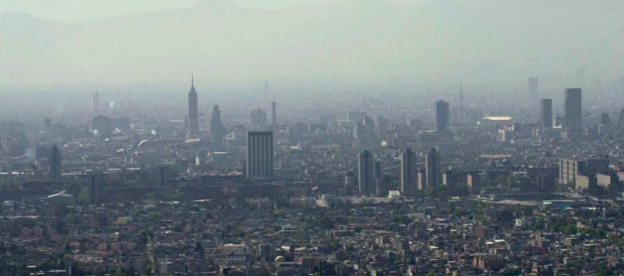 Se aplica la Ciudad de México la Fase 1 de Contingencia Ambiental