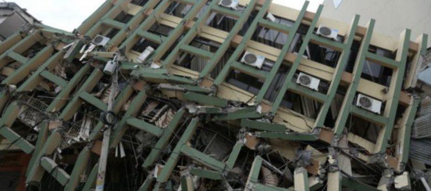Presidente de Ecuador cifra en 646 el número de muertos provocado por temblor