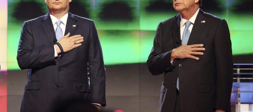 Sorpresiva alianza de Ted Cruz y John Kasich para evitar el triunfo de Trump