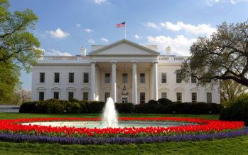 Paquete sospechoso causa falsa alarma en la Casa Blanca