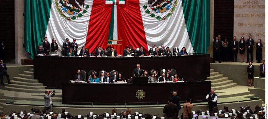 Blindarán Congreso contra desmanes de la CNTE en entrega de Informe de Peña Nieto