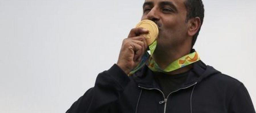 Kuwaití gana en tiro la primera medalla bajo la bandera olímpica, en Río