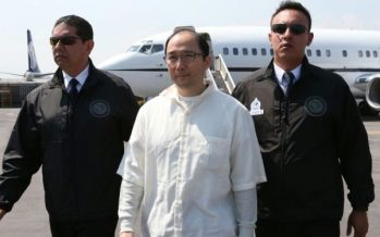 EU entrega a autoridades de México a Zhenli Ye Gon