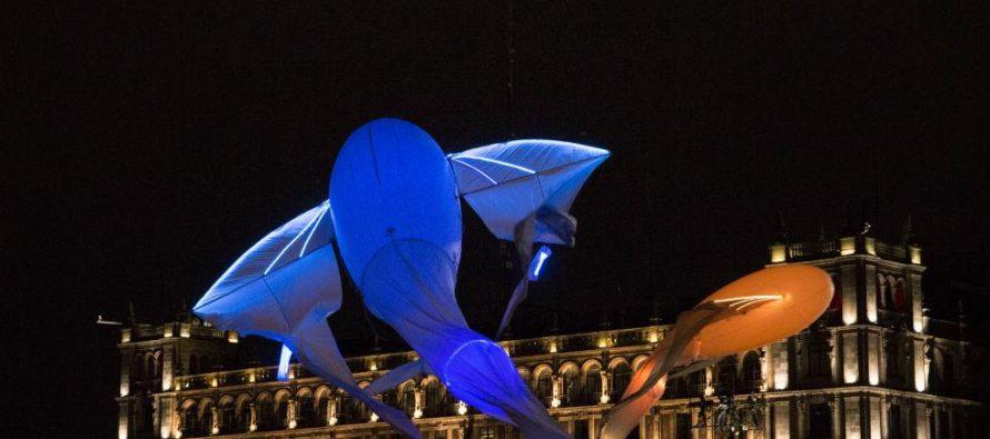 CDMX se vestirá de gala con el Festival Internacional de las Luces