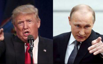 EE.UU. envía a Putin invitación para visitar Washington este otoño