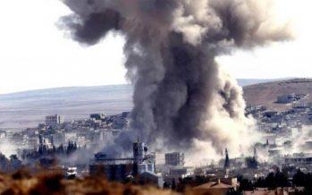 Armada de EU asegura haber matado a más de 100 miembros de Al Qaeda en Siria