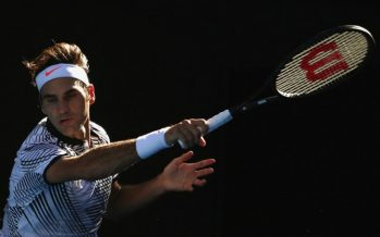 Roger Federer se impone majestuosamente a Tomas Berdych en el Abierto de Australia
