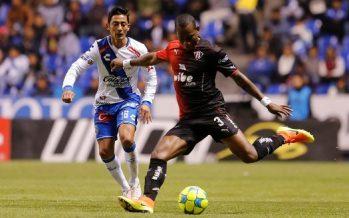 Atlas alcanza a empatar 1-1 contra el Puebla, en partido mediocre
