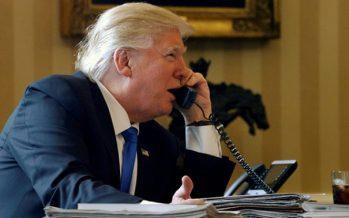 Investiga la Casa Blanca filtración de llamadas de Trump con EPN y primer ministro de Australia