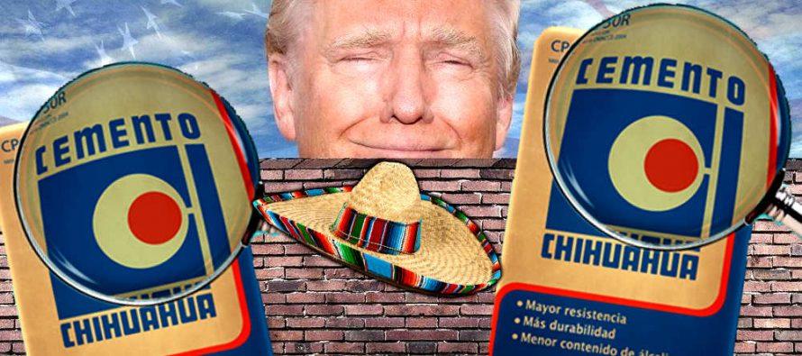 Que hagan 'examen de conciencia', empresas mexicanas en el tema de construir el muro