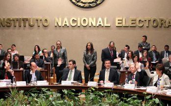 PRI no impugnará la elección presidencial: INE