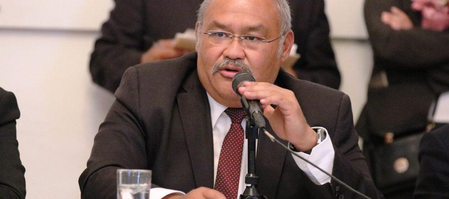 Delegado de Xochimilco rinde informe de su administración ante Comisión de la ALDF