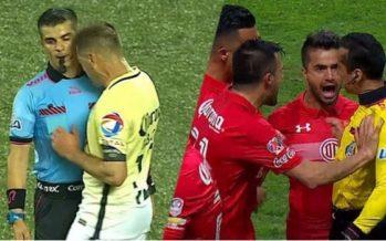 Rectifican sanción: suspenden un año a jugadores que agredieron a árbitros