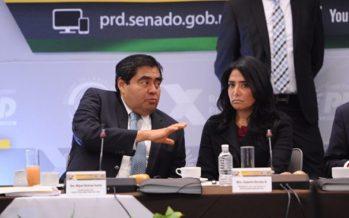 Alejandra Barrales no contempla desaparición del PRD en el Senado