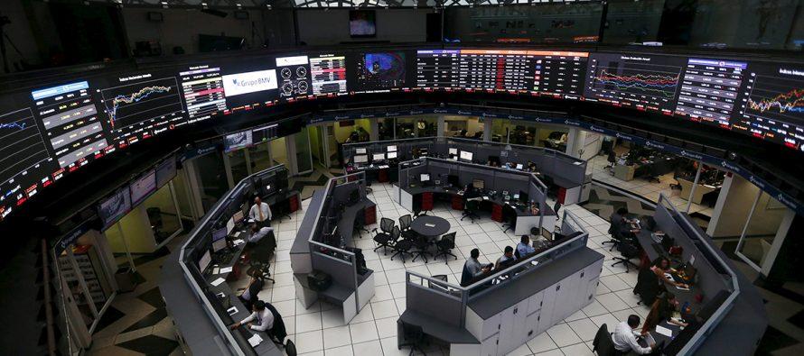 Bolsa Mexicana aumenta sus ganancias tras anuncio de la FED