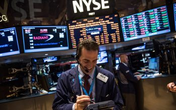 Dow Jones cierra con marginal alza de 0.06 por ciento