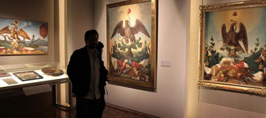 Exposición sobre el Escudo Nacional, reflejo de nuestra riqueza natural y cultural