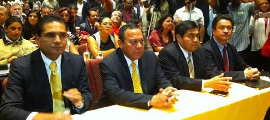 Integrantes del PRD piden separación de senadores que apoyan a Morena
