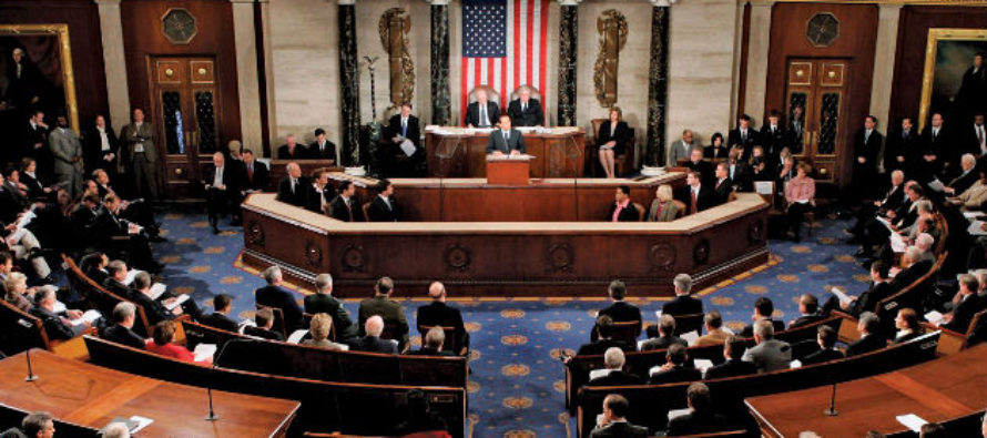 Senadores demócratas se oponen a destinar fondos presupuestarios de EU para el muro