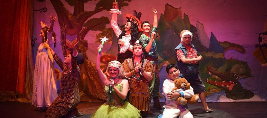Peter Pan El Musical de Pedro Trejo
