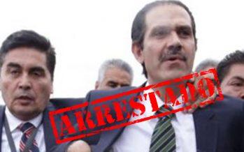 Ex gobernador Guillermo Padrés no ha salido de la cárcel, como se informó: abogado
