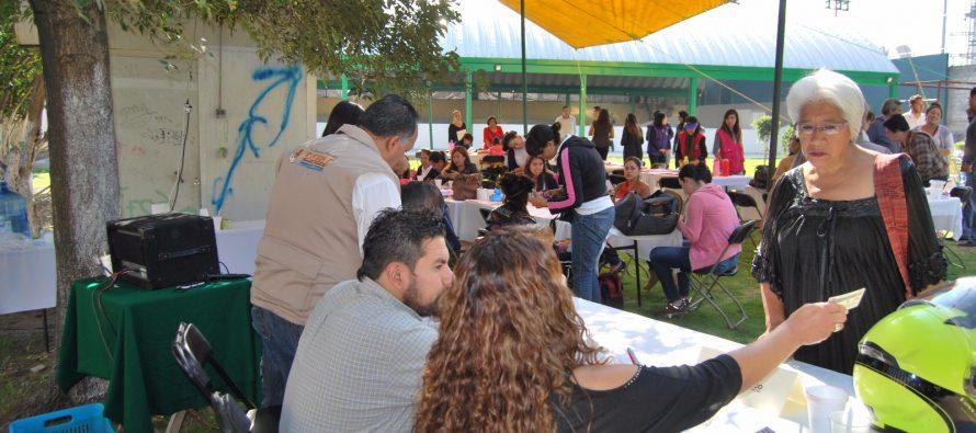 Promueven en Xochimilco brigadas informativas y de prevención