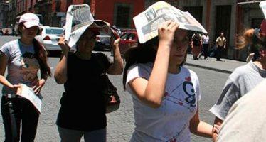 Prevén ambiente muy caluroso en norte y occidente de México