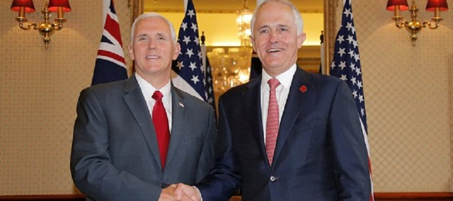 Australia y EU piden a China presionar a Corea del Norte para abandonar plan nuclear
