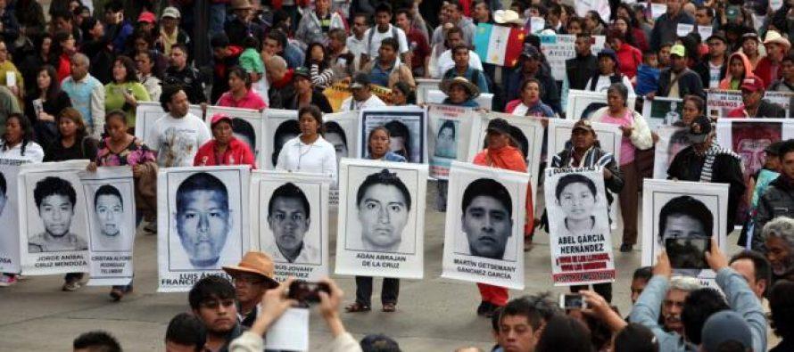 Detienen a La Medusa, delincuente ligado a desaparición de los 43