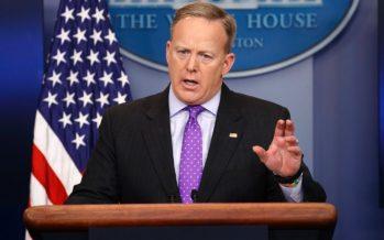 La Casa Blanca no dará adelantos de su estrategia ante Corea del Norte: Sean Spicer