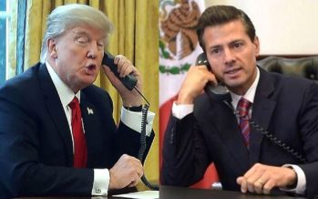 Posible acuerdo en renegociación del TLCAN, admite Trump; si no, se cancela