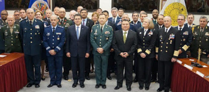 General mexicano presidirá Junta Interamericana de Defensa