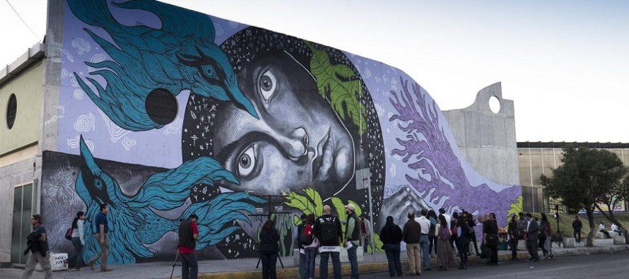 Mextonia, arte urbano mexicano para el mundo