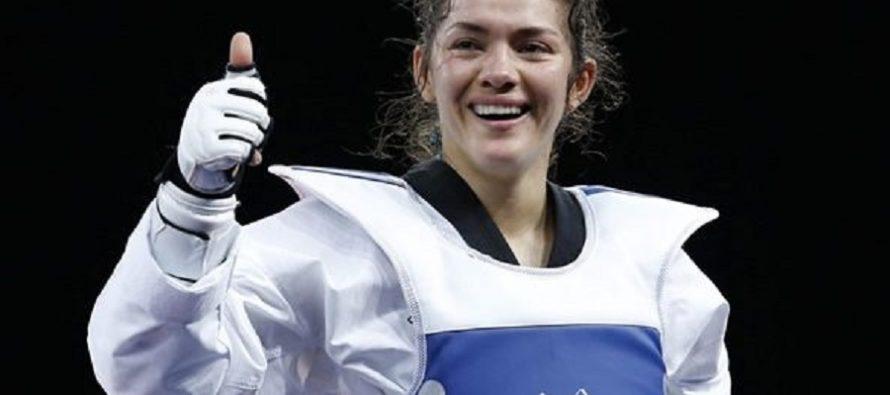 Rosario Espinoza asegura medalla de bronce en Mundial de Taekwondo