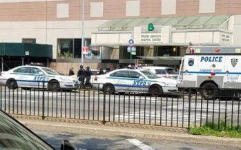 Tiroteo en hospital del Bronx deja un muerto y varios heridos